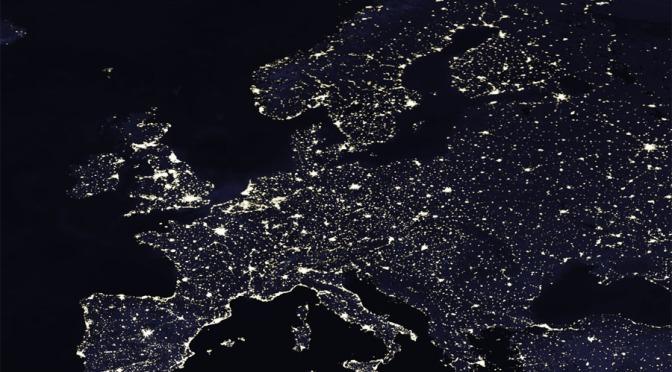 PENITENCIAS DE EUROPA. OMAR GONZÁLEZ