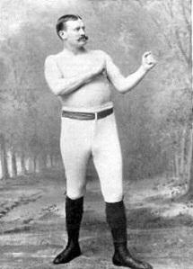 Paddy Ryan, el gigante de Troya