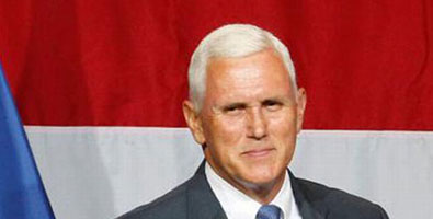 Mike Pence. Político estadounidense, miembro del Partido Republicano. Foto: Reuters
