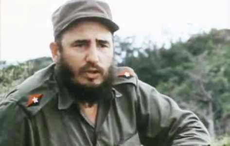 Comandante Fidel Castro Ruz