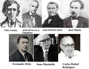 Pensadores Cubanos