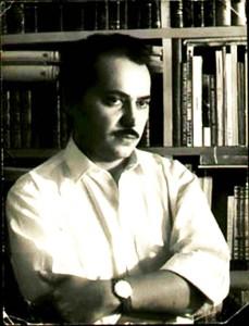 Fayad Jamis Bernal poeta y pintor mexicano-cubano