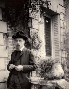 Rainer Maria Rilke, 1906 /George Bernard Shaw /sc