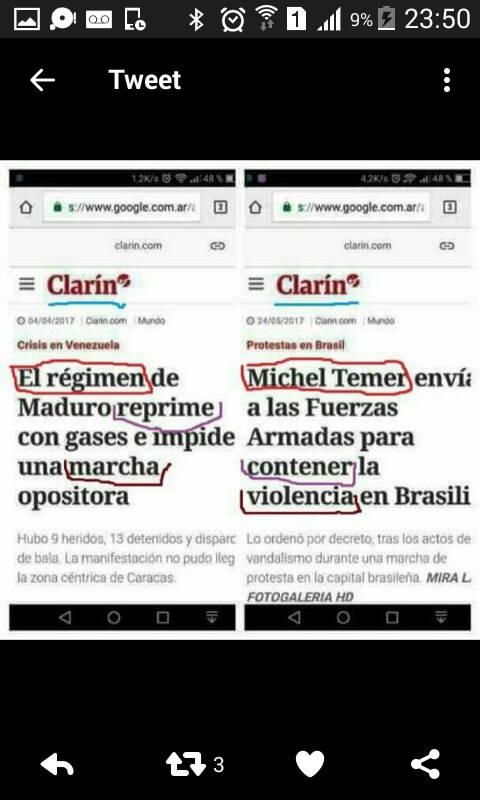 MANIPULACIÓN CLARÍN MADURO Y TEMER.jpg