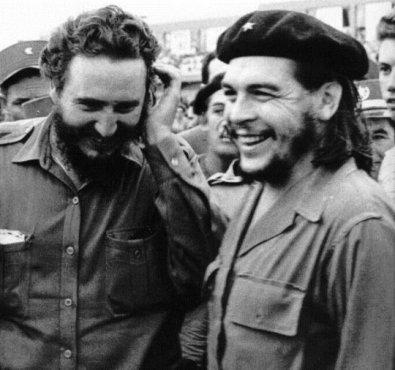 Che revolución cubana