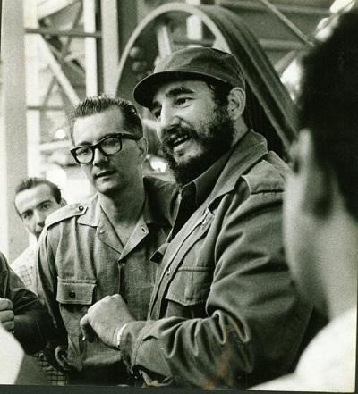 Hart y a Fidel