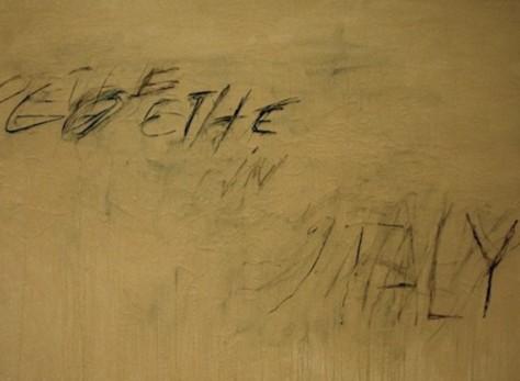 GOETHE ITASLIA 1