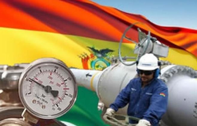 GAS BOLIVIANO 1