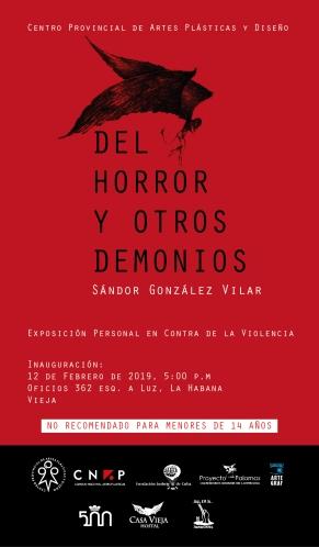 Del horror y otros Demonios