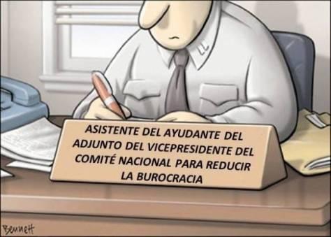 BURUCRACIA DI
