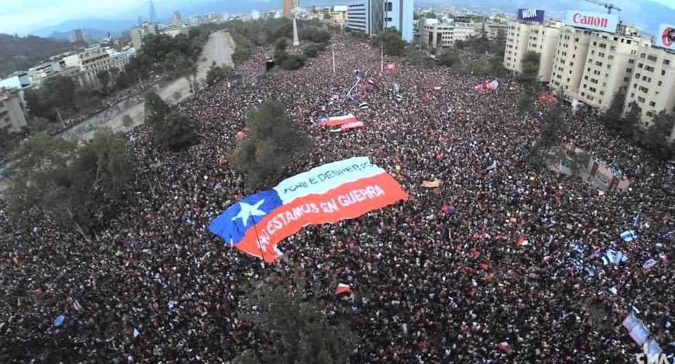 LA MARCHA DE CHILE 1