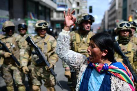 REPRESIÓN BOLIVIA 2