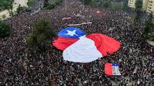 CHILE, PROTESTAS