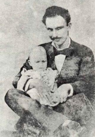 marti y su hijo
