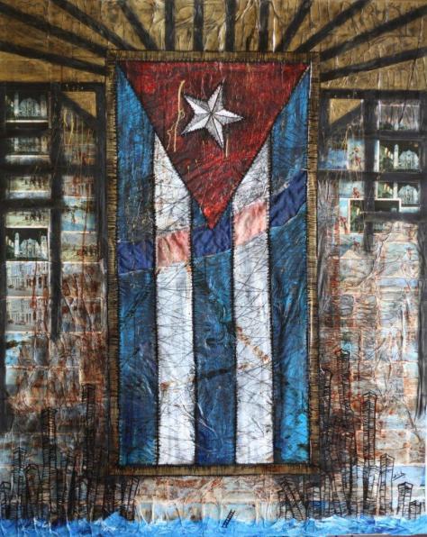 sándor, bandera, expo Mi Habana