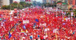venezuela movilización 2