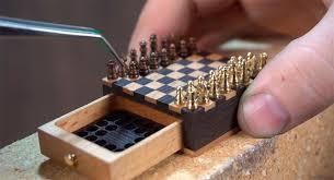 geopolítica tablero de ajedrez mini
