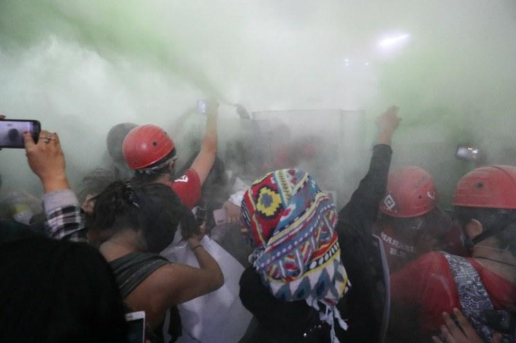 MARCHA FEMINISTA MÉXICO