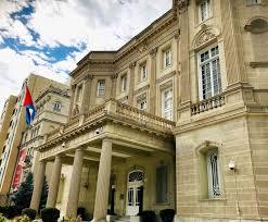 embajada washington