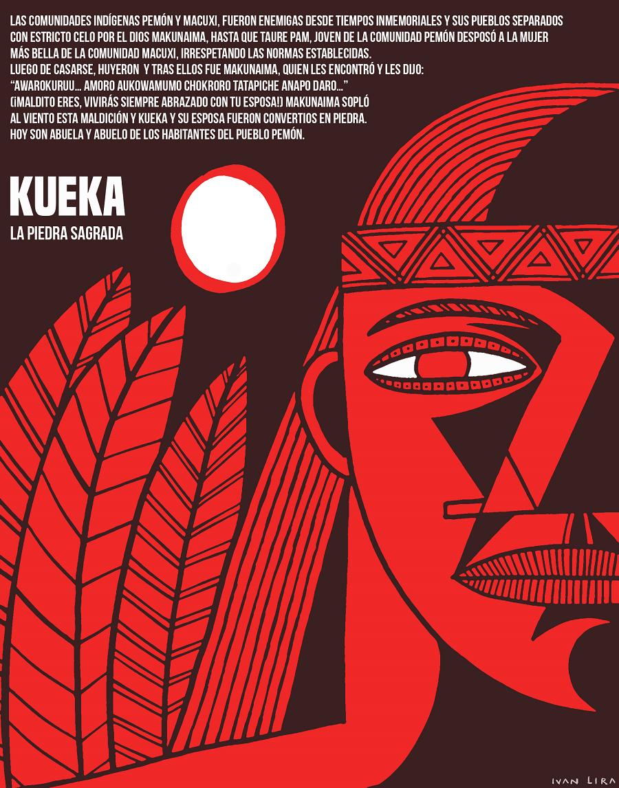 KUEKA, LA PIEDDRA SAGRADA