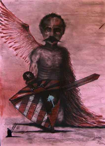 Ilustración de Sandor González Vilar