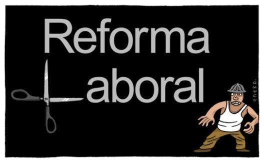 ilustración fernando buen abad chiste-reforma-laboral-2012-recortes